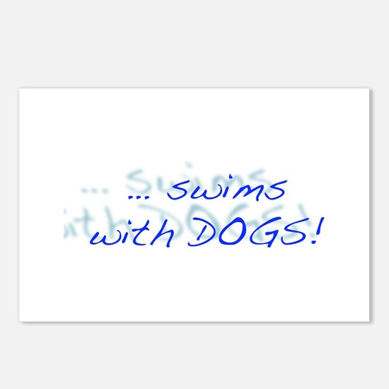 LD Swim Club 1 Postcards (Package of 8)