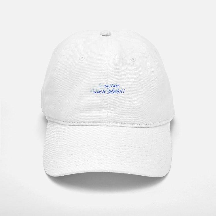 LD Swim Club 1 Baseball Baseball Cap