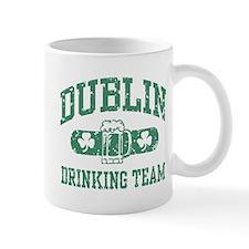 Dublin Drinking Team Mug