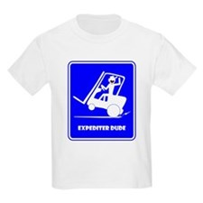 EXPEDITIN' DUDE-2 Apparel T-Shirt