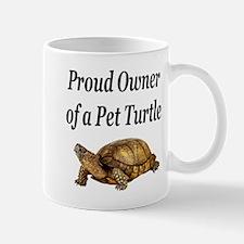 Proud Turtle Owner Mug