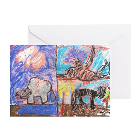 Tyler Frick Greeting Cards (Pk of 10)