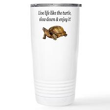 LOVE A TURTLE Thermos Mug