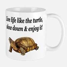 LOVE A TURTLE Small Small Mug