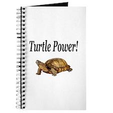 TURTLE POWER Journal