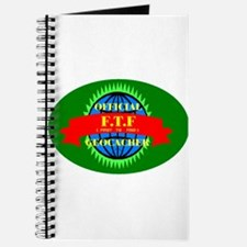 FTF GREEN OVAL Journal