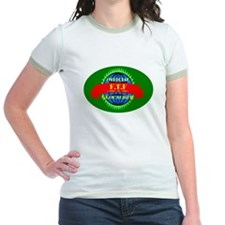 FTF GREEN OVAL T