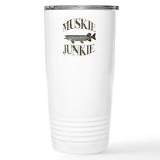 MUSKIE JUNKIE Travel Mug