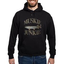 MUSKIE JUNKIE Hoodie