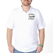MUSKIE JUNKIE T-Shirt