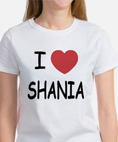 I heart Shania Women's T-Shirt