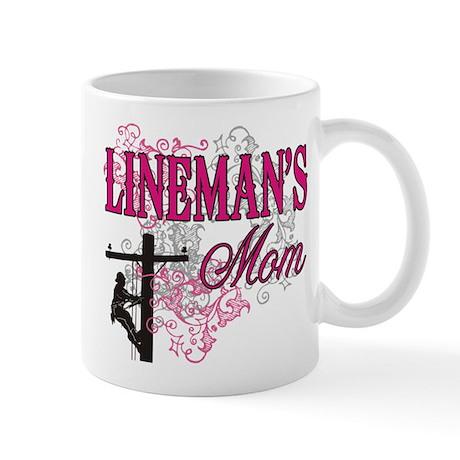 Lineman's Mom Mug