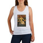 Women Power Poster Art Women's Tank Top