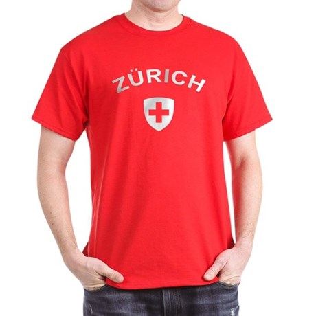 Zurich Dark T-Shirt