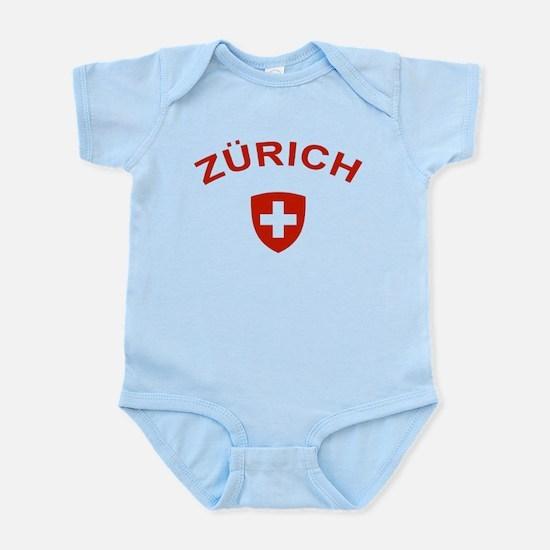 Zurich Infant Bodysuit