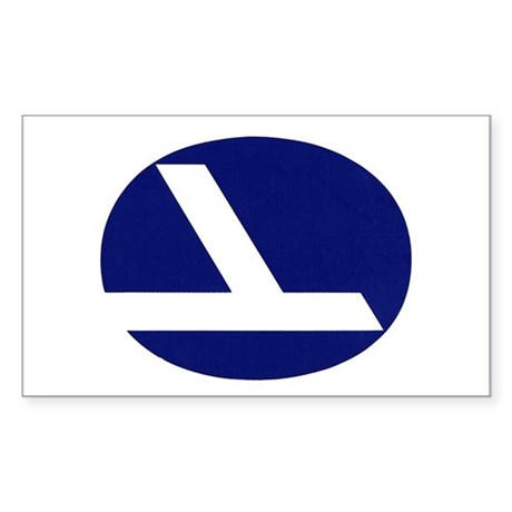Eastern Sticker (Rectangle)
