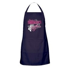 Lineman's Mom Apron (dark)