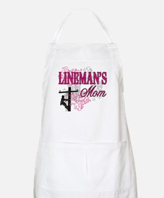 Lineman's Mom Apron