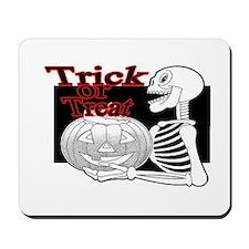 trick or treat Mousepad