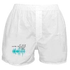 Noise Reduction Boxer Shorts