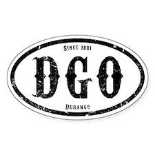 Durango Colorado Decal