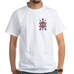 Masonic OSM White T-Shirt