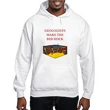 i love geology Hoodie