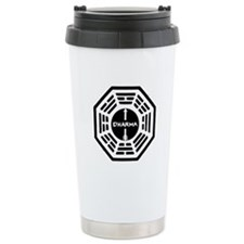 The Arrow Stainless Steel Travel Mug