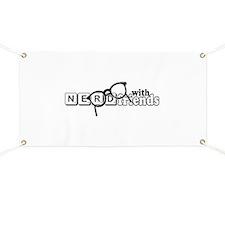 Nerd with Friends Banner