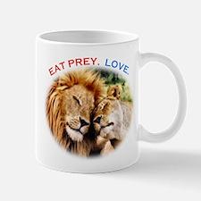 Eat Prey. Love. Mug