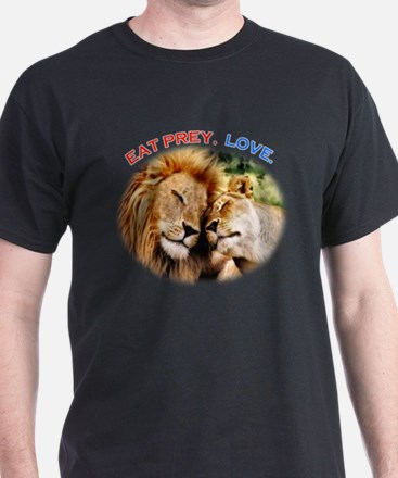 Eat Prey. Love. T-Shirt
