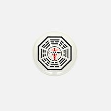 The Staff Mini Button