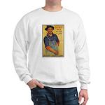 Finish the Job Poster Art Sweatshirt