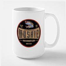 MONSTER MUSKIE BRAND Mug
