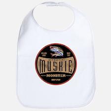 MONSTER MUSKIE BRAND Bib