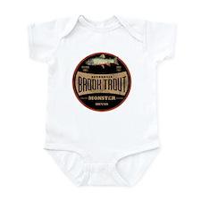 MONSTER TROUT BRAND Infant Bodysuit