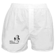 Warm, friendly... Boxer Shorts