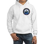 Masonic Naval Reserves Hooded Sweatshirt