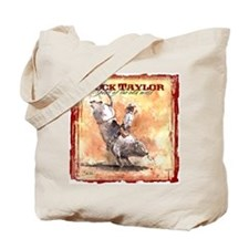 The Bull Rider Tote Bag