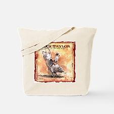 The Bull Rider Tote Bag