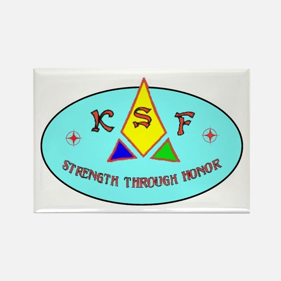 Ksfcn Rectangle Magnet