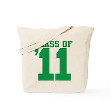 Unique Seniors 2011 Tote Bag
