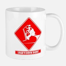DOCKIN' DANGERS Mugs Mug
