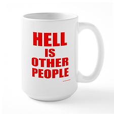 What is hell? Mug