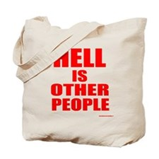 What is hell? Tote Bag