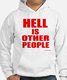 What is hell? Hoodie