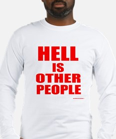 What is hell? Long Sleeve T-Shirt