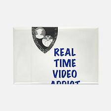 Video Addict Magnets