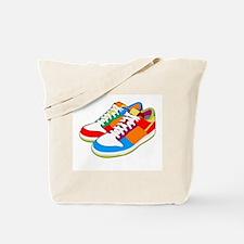 Cool Sneakers Tote Bag
