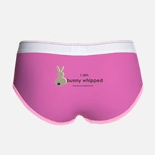 I am bunny whipped Women's Boy Brief